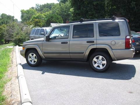 2006 Jeep Commander for sale in Easley, SC