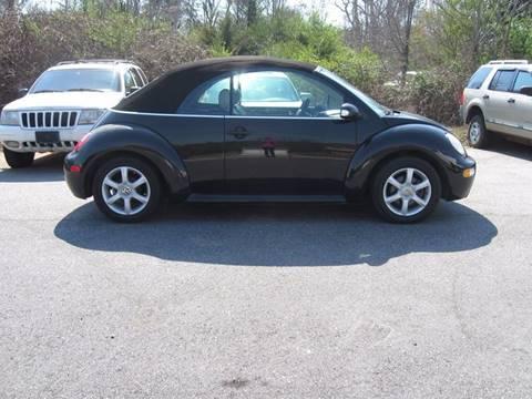 2003 Volkswagen New Beetle for sale in Easley, SC