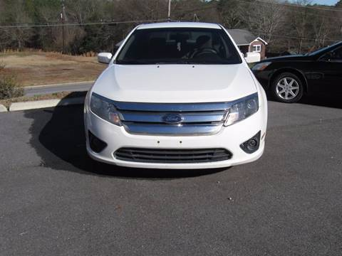2010 Ford Fusion for sale in Easley, SC