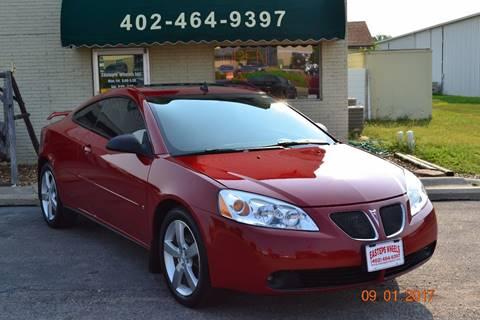 2006 Pontiac G6 for sale in Lincoln, NE