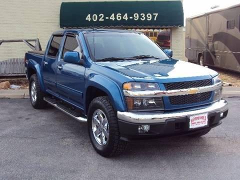 2012 Chevrolet Colorado for sale in Lincoln, NE