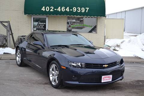 2015 Camaro Ss For Sale >> Used 2015 Chevrolet Camaro For Sale In Bowling Green Ky