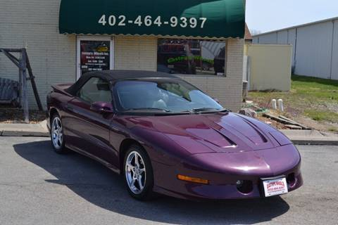 1995 Pontiac Firebird for sale in Lincoln, NE