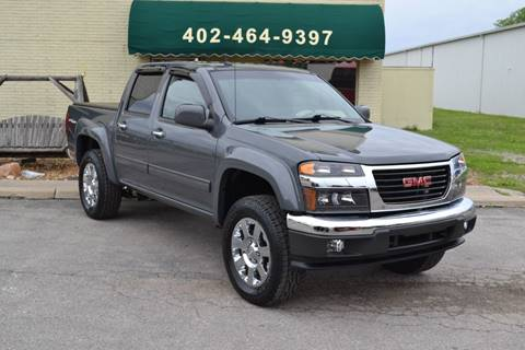 2012 GMC Canyon for sale in Lincoln, NE