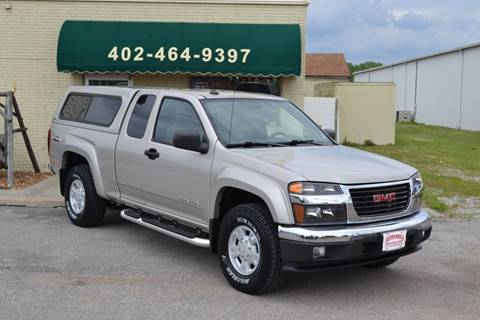2004 GMC Canyon for sale in Lincoln, NE