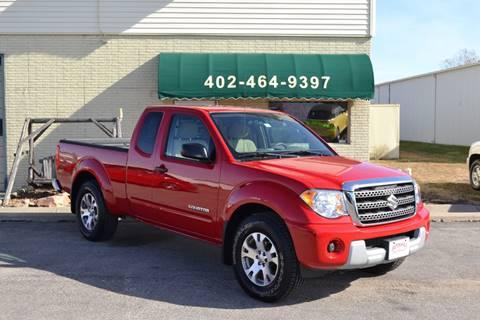 2011 Suzuki Equator for sale in Lincoln, NE