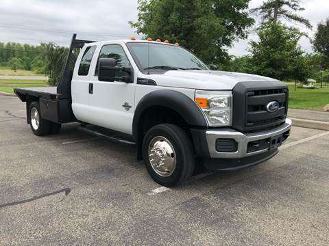 2011 Ford F-550 Super Duty for sale in Mercer, PA