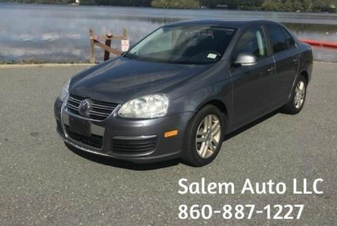 2005 Volkswagen Jetta for sale in Salem, CT