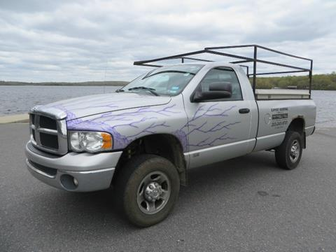 2004 Dodge Ram Pickup 2500 for sale in Salem, CT