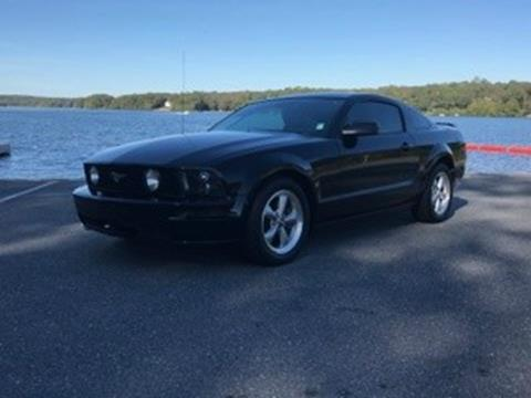 2007 Ford Mustang for sale in Salem, CT