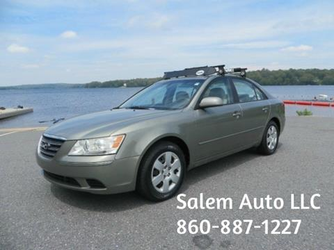 2009 Hyundai Sonata for sale in Salem, CT