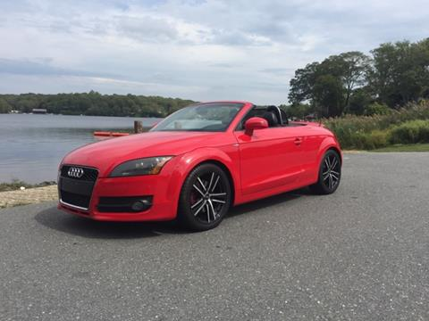 2008 Audi TT for sale in Salem, CT