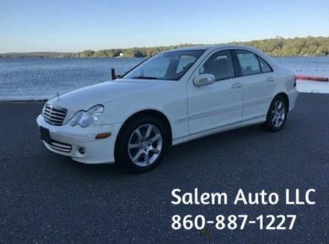 2007 Mercedes-Benz C-Class for sale in Salem, CT