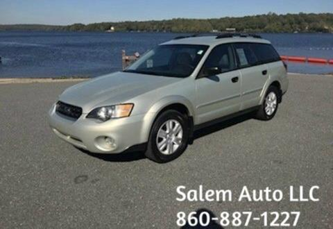 2005 Subaru Outback for sale in Salem, CT