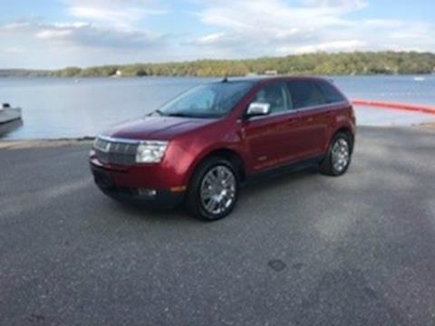 2008 Lincoln MKX for sale in Salem, CT
