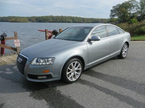 2010 Audi A6 for sale in Salem, CT