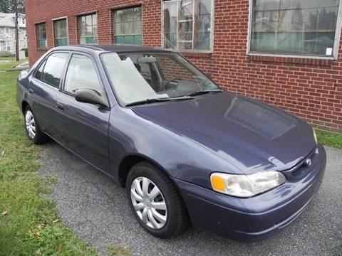 2000 Toyota Corolla for sale in Wilmington, DE