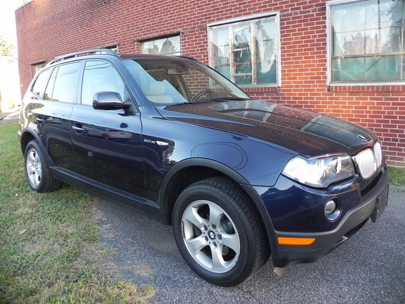 2007 BMW X3 3.0si In Wilmington DE - Auto One LLC