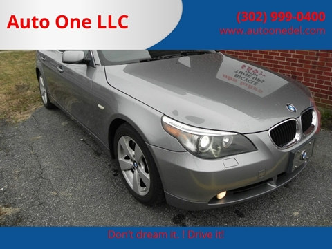 2006 BMW 5 Series for sale in Wilmington, DE