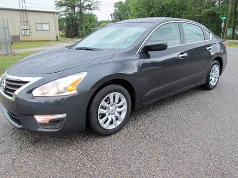 2014 Nissan Altima for sale at Trademark Automotive Group in Tuscaloosa AL