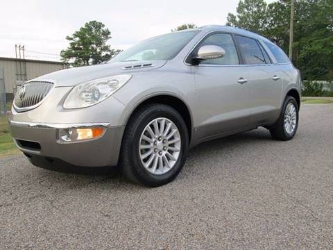 2008 Buick Enclave for sale at Trademark Automotive Group in Tuscaloosa AL