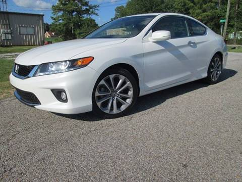 2014 Honda Accord for sale at Trademark Automotive Group in Tuscaloosa AL