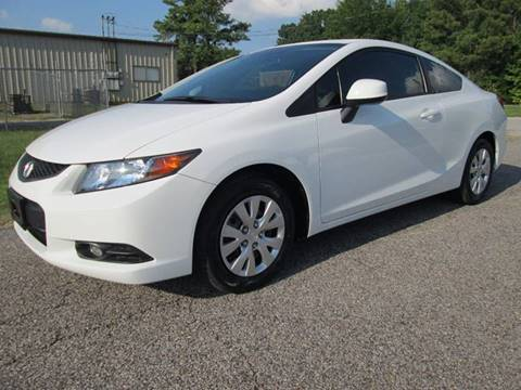 2012 Honda Civic for sale in Tuscaloosa, AL