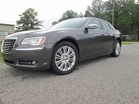 2013 Chrysler 300 for sale at Trademark Automotive Group in Tuscaloosa AL