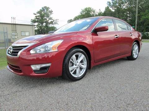 2013 Nissan Altima for sale at Trademark Automotive Group in Tuscaloosa AL