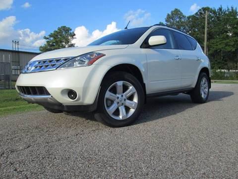 2007 Nissan Murano for sale in Tuscaloosa, AL