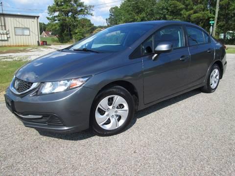 2013 Honda Civic for sale in Tuscaloosa, AL