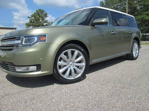2013 Ford Flex for sale at Trademark Automotive Group in Tuscaloosa AL