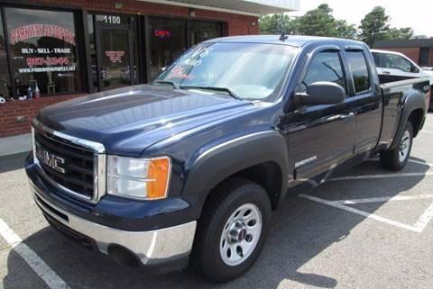 2011 GMC Sierra 1500 for sale in Russellville, AR