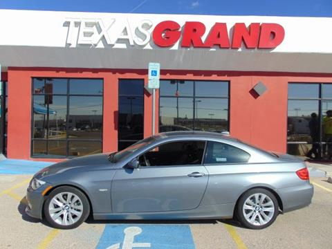2013 BMW 3 Series for sale in El Paso TX