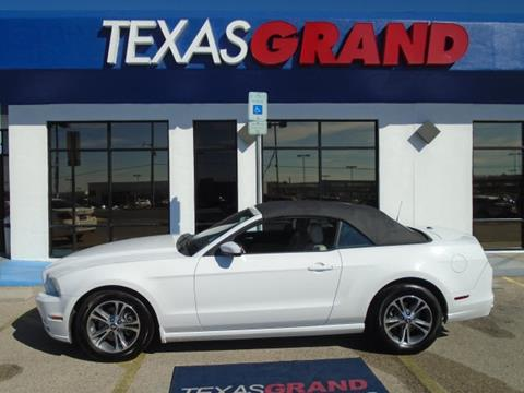 2014 Ford Mustang for sale in El Paso TX