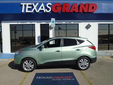 2011 Hyundai Tucson for sale in El Paso TX