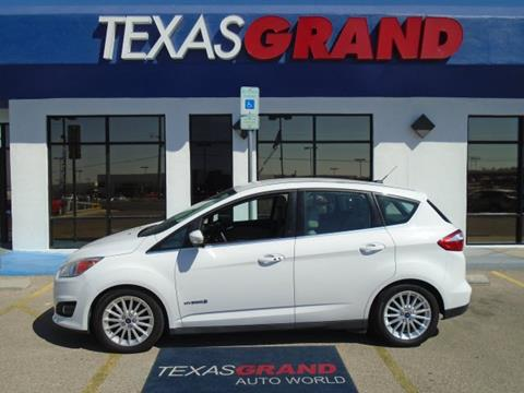 2015 Ford C-MAX Hybrid for sale in El Paso, TX