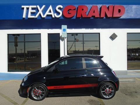 2015 FIAT 500 for sale in El Paso TX