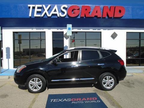 2012 Nissan Rogue for sale in El Paso, TX