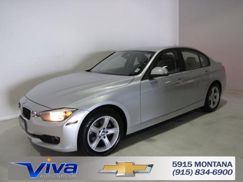 2014 BMW 3 Series for sale in El Paso, TX