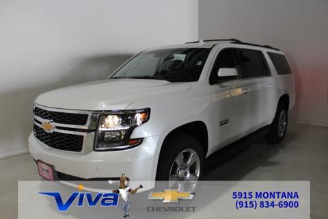 Chevrolet suburban for sale in el paso tx for Torresdey motors el paso texas