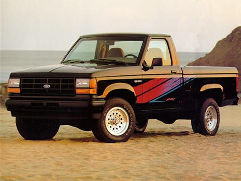 1993 Ford Ranger for sale in El Paso, TX