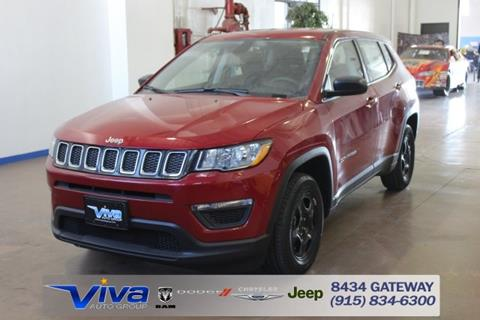jeep compass for sale in el paso tx. Black Bedroom Furniture Sets. Home Design Ideas