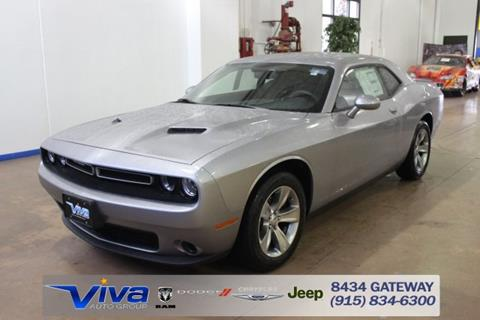 dodge challenger for sale in el paso tx. Black Bedroom Furniture Sets. Home Design Ideas