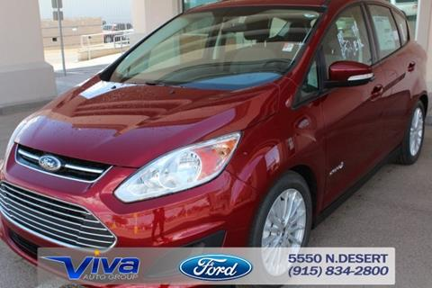 2016 Ford C-MAX Hybrid for sale in El Paso, TX