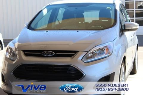 2017 Ford C-MAX Energi for sale in El Paso, TX