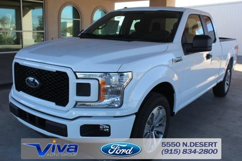 2018 Ford F-150 for sale in El Paso, TX
