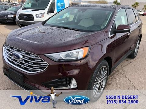 Viva Ford El Paso >> Ford Edge For Sale In El Paso Tx Carsforsale Com