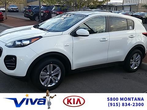2019 Kia Sportage For Sale In El Paso, TX