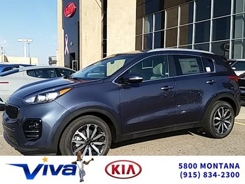 2019 Kia Sportage For Sale In El Paso, TX